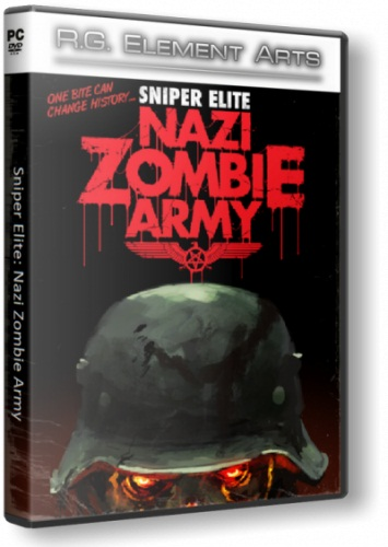 Sniper Elite: Nazi Zombie Army (2012/PC/RePack/Eng) by R.G. Element Arts