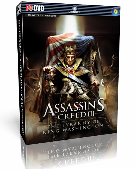 Assassin's Creed 3: The Tyranny of King Washington (2013/PC/RUS/Multy16)