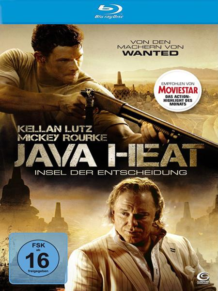 Зной Явы / Java Heat (2013 / BDRip / HDRip)