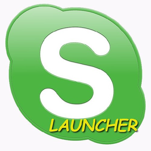 Launcher for Skype 1.6.8