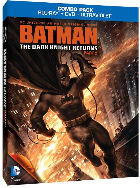 Темный рыцарь: Возрождение легенды. Часть 2 / Batman: The Dark Knight Returns, Part 2 (2013 / BD-Remux / BDRip / DVD5 / HDRip)