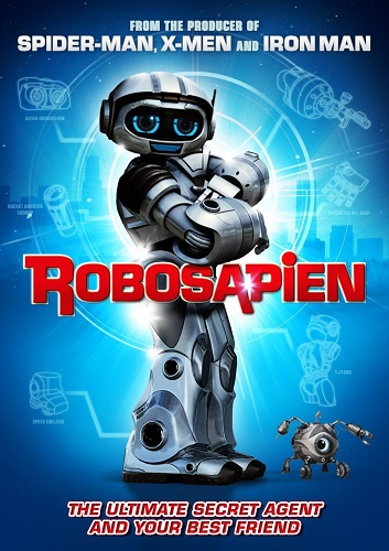 Робосапиен: Перезагрузка / Robosapien: Rebooted (2013/HDRip/1400Мб)
