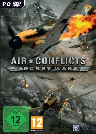 Air Conflicts: Secret Wars (2013/Rus/Eng/Repack by Ultra)