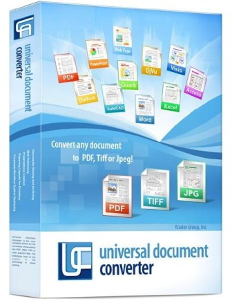 Universal Document Converter v.6.1.1309.26160 (2013/Rus/Eng)