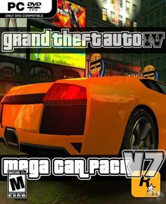 Grand Theft Auto IV: Full Car Pack (2013/Rus/Eng)